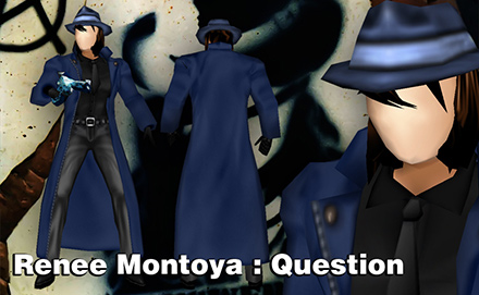 Renee Montoya : Question