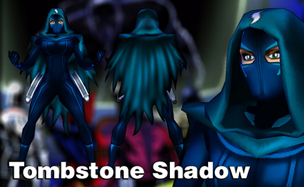 Tombstone Shadow